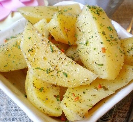 Варёная картошка в мультиварке рецепты