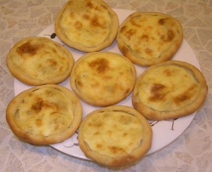 Шаньги с картошкой рецепт с фото