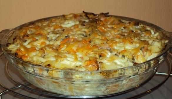 филе хека в духовке рецепт с фото