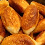 пирожки на тесте с картофельного отвара