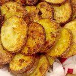 картошка на углях рецепт