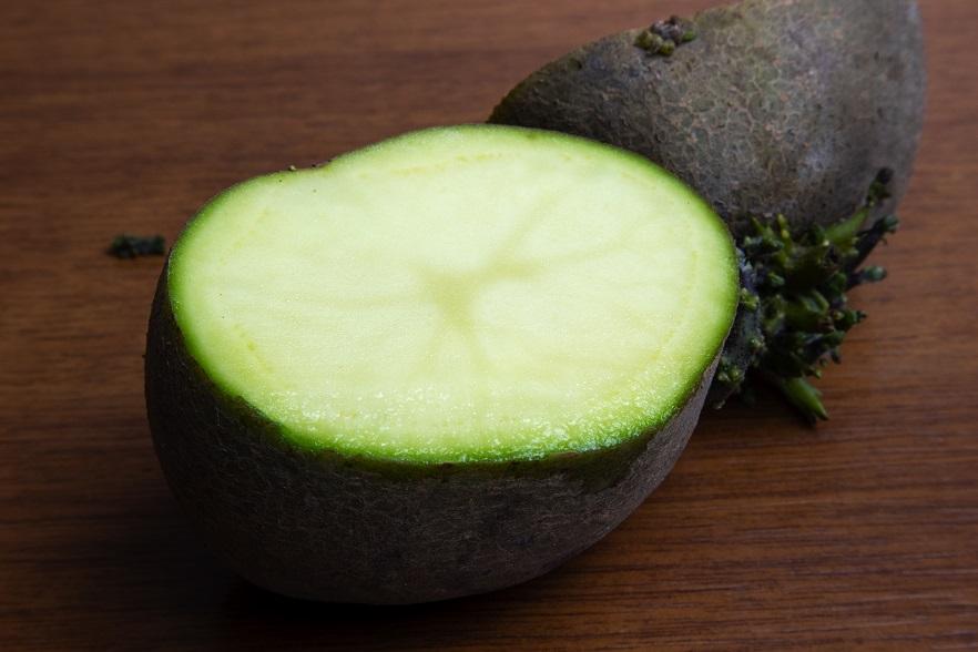 можно ли есть позеленевшую картошку