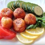 картофельные шарики без начинки фото