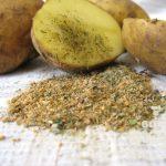 приправы и специи для картошки