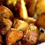 рецепты запеченной в духовке картошки