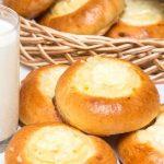 фото ватрушек из картофеля с молоком