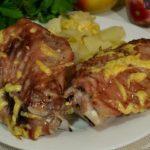 фото картофеля с индейкой в духовке