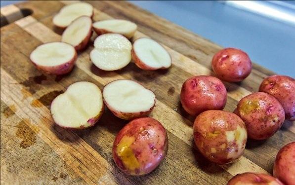 сорт картофеля крымская роза фото
