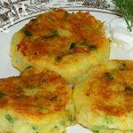 фото биточков из картошки