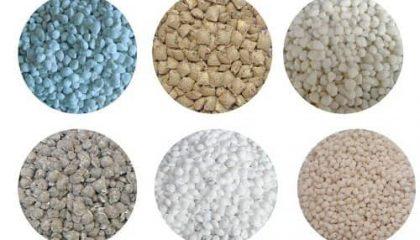 фото разных минеральных удобрений для картошки