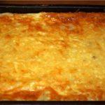 фото запеканки из картофельного пюре с фаршем в духовке