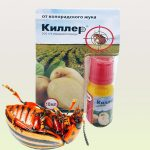 фото средства киллер от колорадского жука