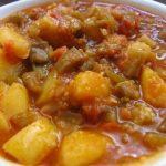 фото овощного рагу с картошкой и капустой