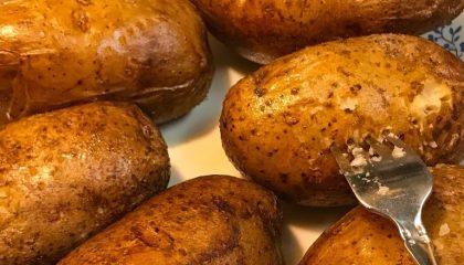 способы правильно закоптить картофель