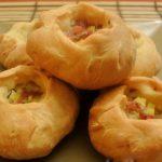 как готовить татарский пирог с мясом и картофелем в духовке фото