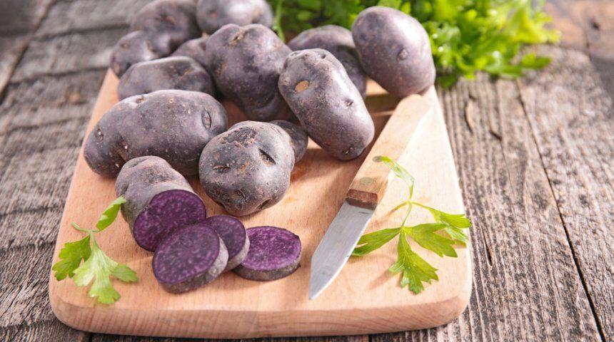 фото картошки Explosion