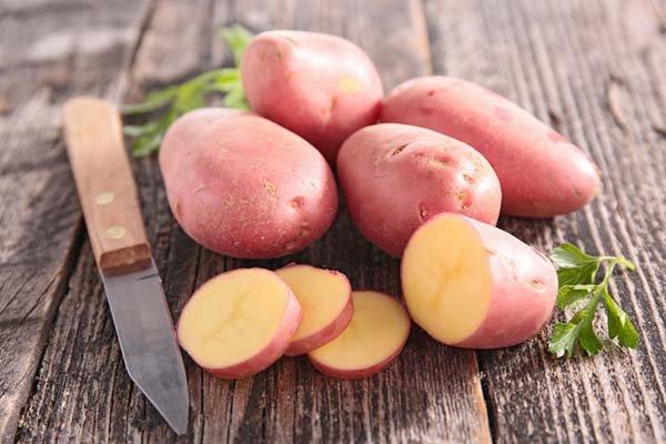 фото сорта картофеля патриот