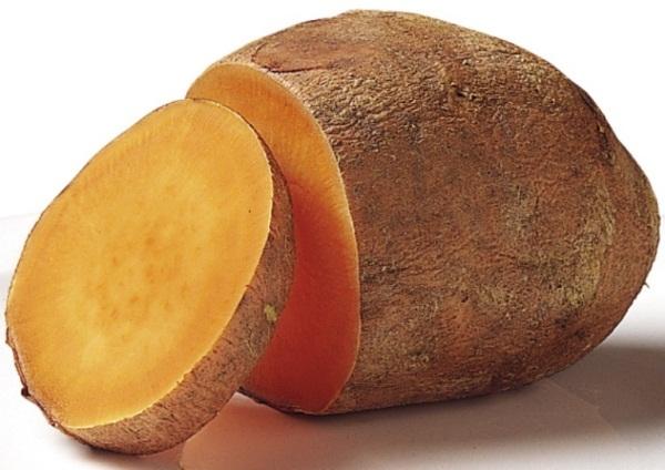 фото сладкого подмерзшого картофеля