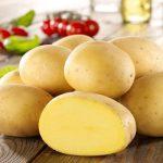 фото картошки россиянка