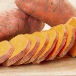 фото картофеля батат