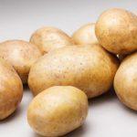 фото картошки факел