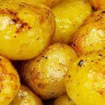 фото картошки с золотистой корочкой