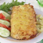 фото пудинга из картофеля с мясом