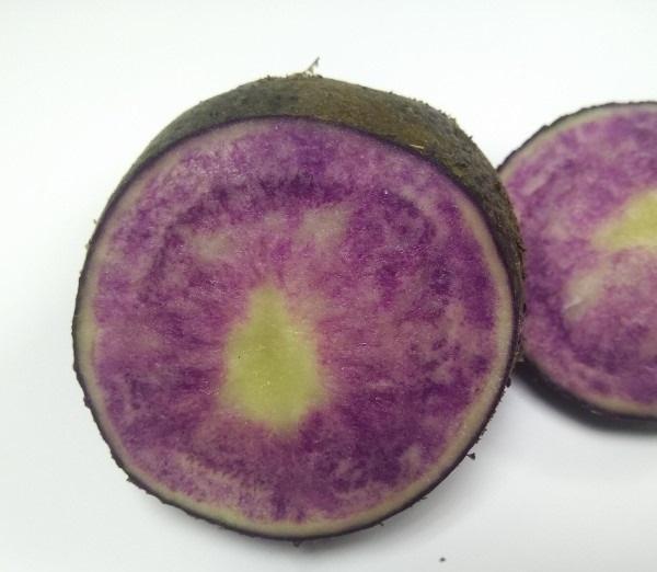 фото сорта картофеля Индиго