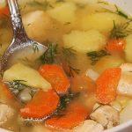 фото куриного филе в картофельном соусе
